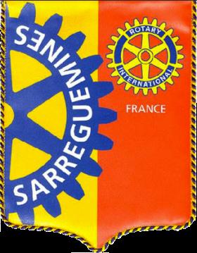 Logo Rotary Sarreguemines
